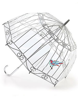 paraguas jaula