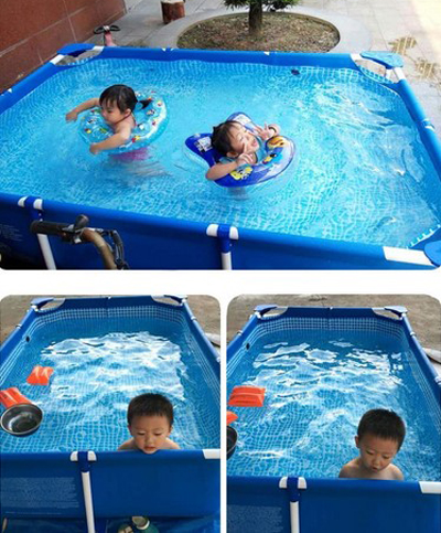 pool inflable