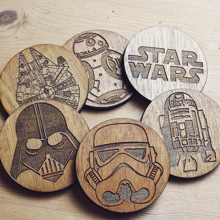 posavasos star wars