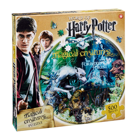 Puzzle Magical Creatures harry potter