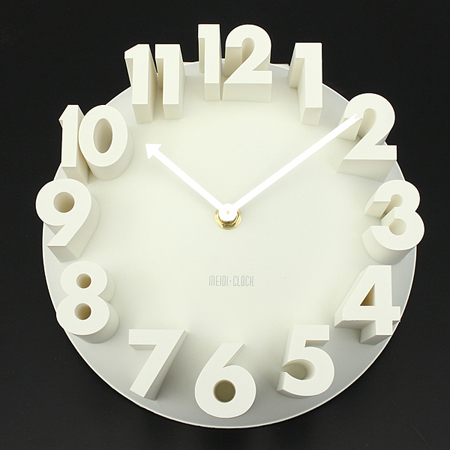 reloj de pared dome
