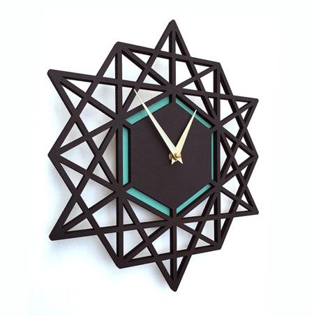 reloj pared moderno