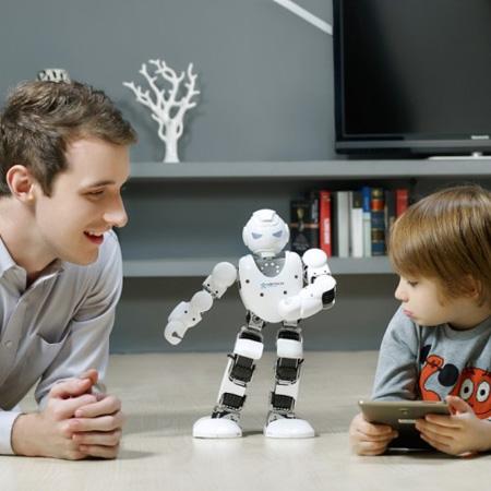 robot alpha s1