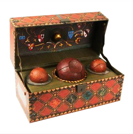 set quidditch harry potter