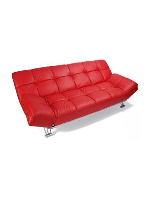 sofá rojo manhatan