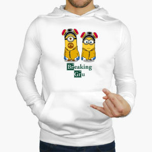 sudadera minions breaking bad