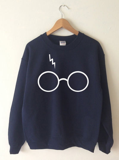 sudadera harry potter