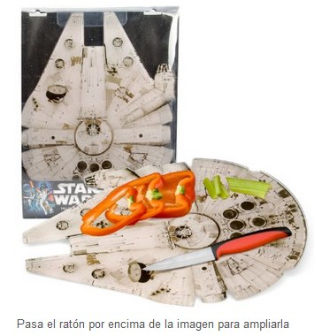 tabla de cortar star wars