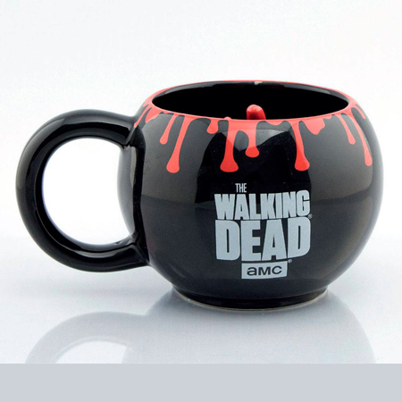 taza 3d the walking dead