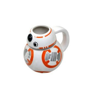 taza star wars 3D BB-8