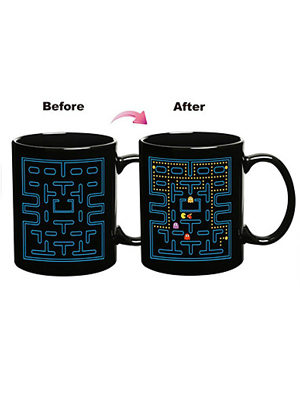 taza pac man game