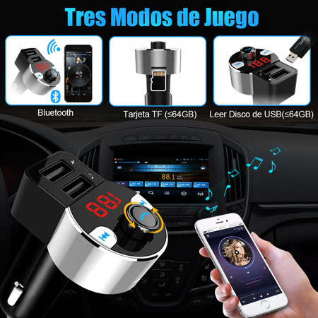 transmisor bluetooth