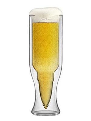 vaso bala de vidrio