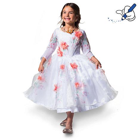 vestido infantil bella